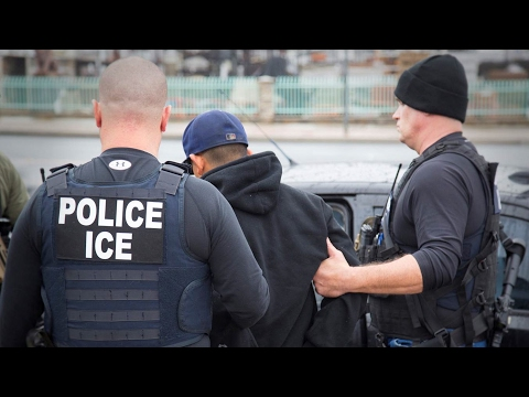ICE Arrests 600 in Nationwide Raids After Trump Order Expands Criminalization of Immigrants