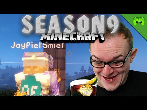 ZU TIEF INS GLAS GESCHAUT 🎮 Minecraft Season 9 #140