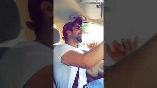 Hardy Sandhu singing Na Ja song of Pav Dharia Live