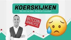 😥 Bitcoin Analyse: 'BTC op $10.000 opnieuw afgewezen, correctie naar support op $9.400?'