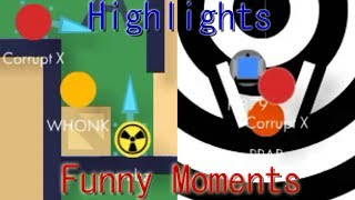 Bonk.io - Bonk.io Highlights Montage & Funny Moments