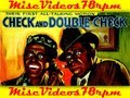 watch he video of Check and Double Check (1930)