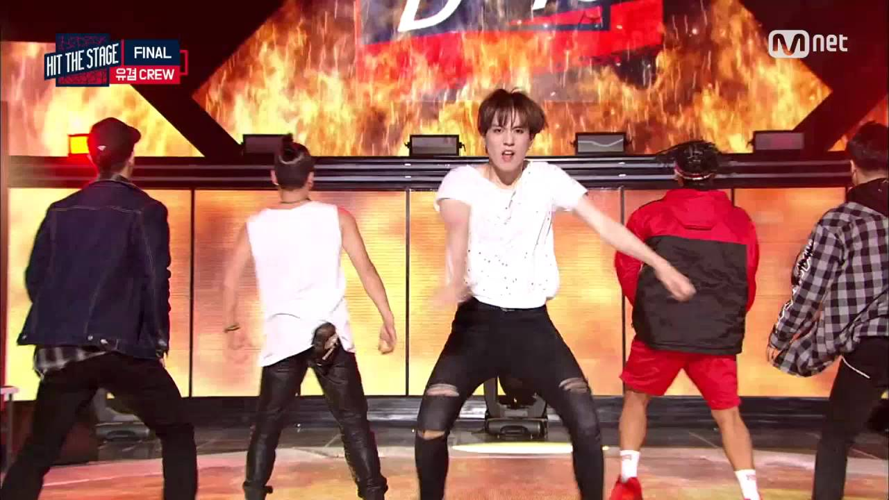 160928 Yugyeom (GOT7) @ Hit The Stage E10
