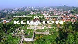 Aerial Video Situs Giri Kedaton, Gresik jawa timur (DJI PHANTOM 3 STANDARD)