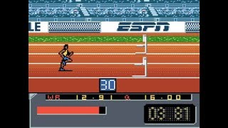 ESPN International Track and Field - Game Boy Color