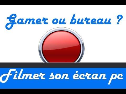 Full download comment filmer cran pc jeux pc bureau for Bureau youtubeur