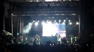 "E40 ""Yay Area"" At Rock The Bells 2012 San Bernandino"