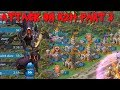 Lords Mobile Special 2 Attack on K214! Wonder war action Part 3