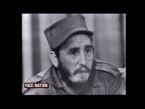 "Fidel Castro in 1959: ""I will never be against any right"""