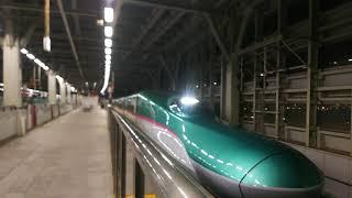 東北新幹線 はやぶさ42号 東京行き E5系 2018.08.11