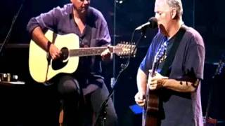David Gilmour Wish You Were Here With Lyrics