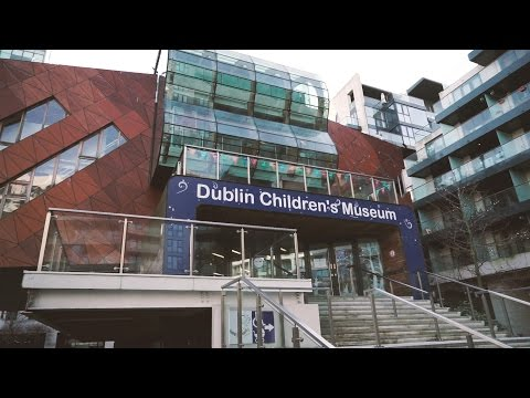 Visiting the Dublin Children's Museum