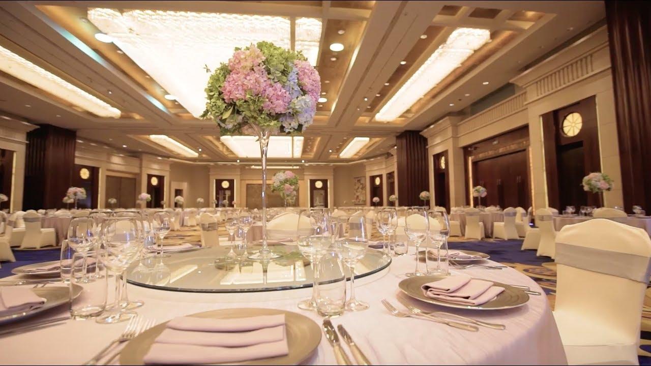 China Hall At Pudong Shangri La East Shanghai