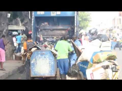 AMA clean-up exercise to rid Accra of filth