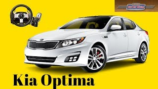 Kia Optima - обзор City Car Driving