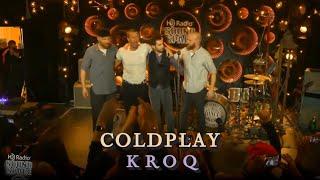Coldplay - Champion of the World (KROQ Radio, 2020)