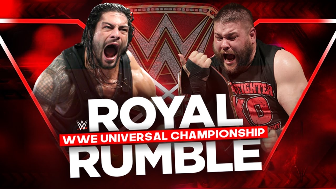 Could the Royal Rumble be make or break for Kevin Owens? - Wrestling