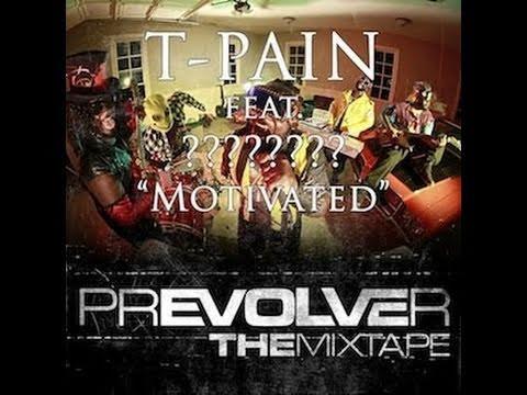 t-pain prevolver mixtape