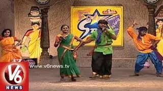 Singers Performing Telangana Folk Songs - Folk Stars Dhoom Thadaka - 4