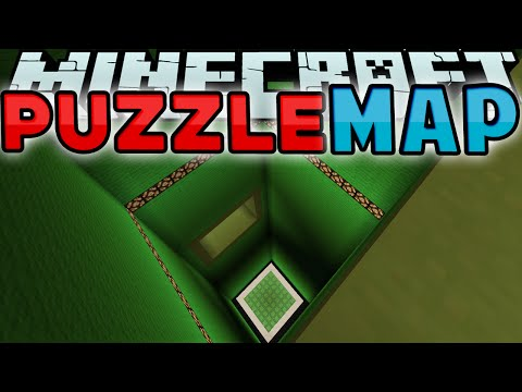 FACEM PARKOUR w/ iRaphahell - Minecraft: Puzzle Map!