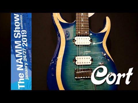 Новости NAMM2019 : Гитары и басы Cort