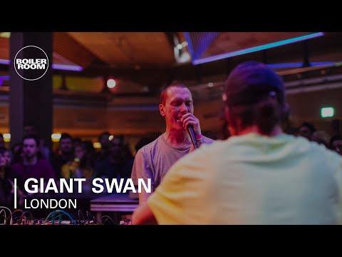 Giant Swan Boiler Room x Southbank Centre Live Set