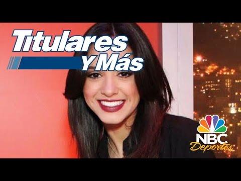 Ana Jurka se une a la familia de Deportes Telemundo | Titulares y Más | NBC Deportes