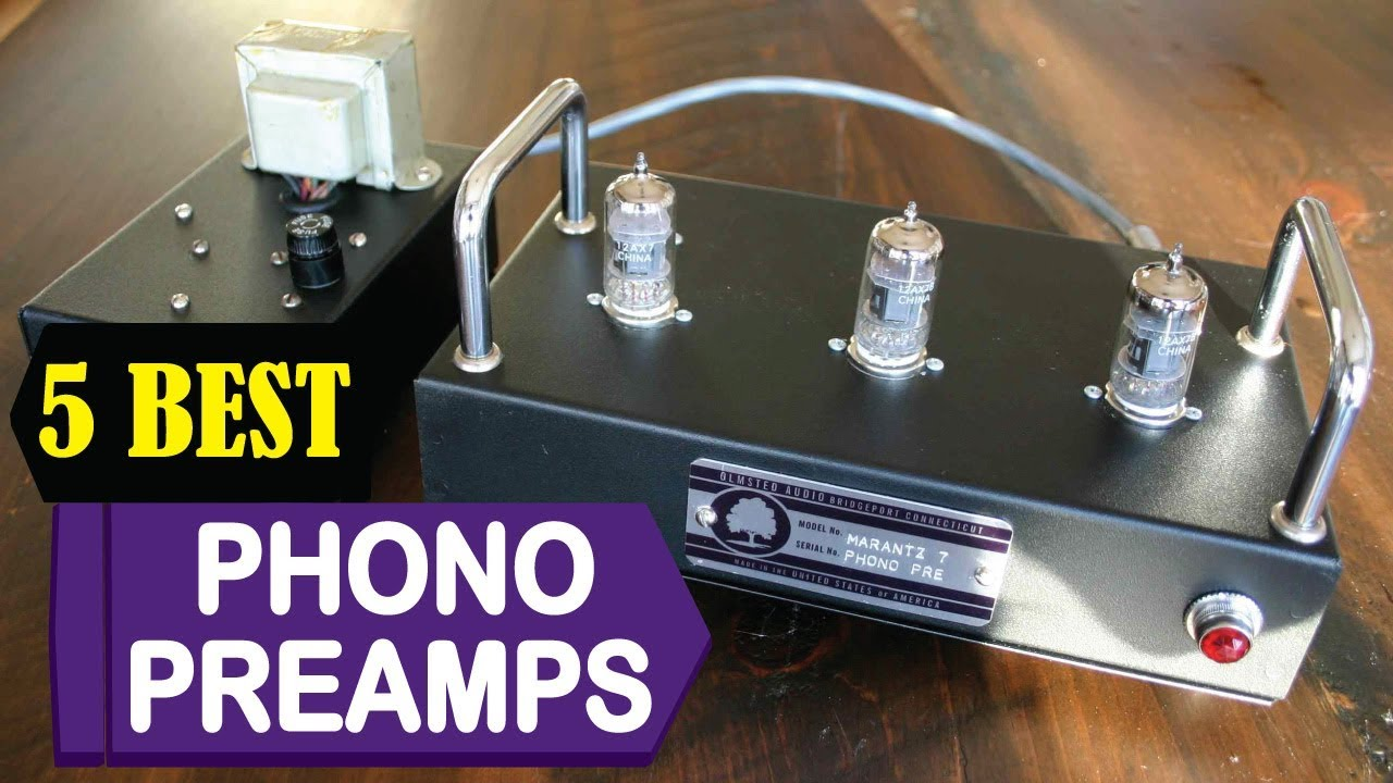 turntable preamps reviews