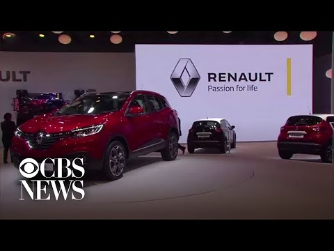 Why Fiat Chrysler wants to buy Renault