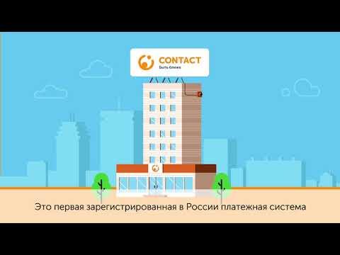 Денежные переводы граждан без открытия банковских счетов Contact