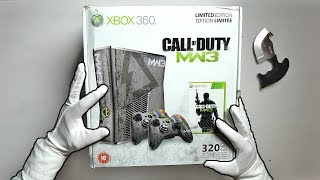 MW3 LIMITED EDITION CONSOLE UNBOXING! Call of Duty Modern Warfare 3 Collector