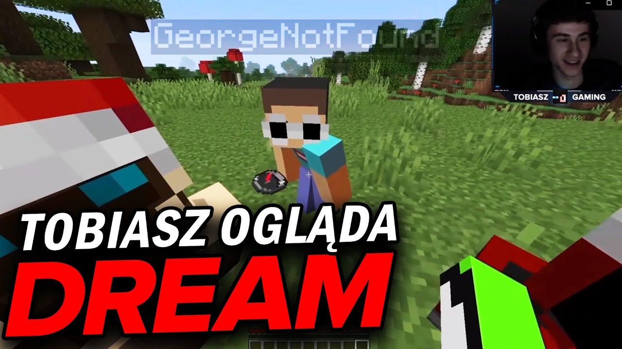 Download TOBIASZGAMING ogląda Dream Minecraft Speedrunner VS 4 Hunters FINALE REMATCH