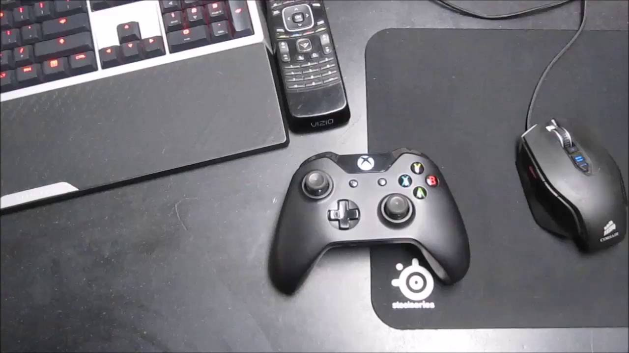 How to turn off a wireless Xbox One gamepad