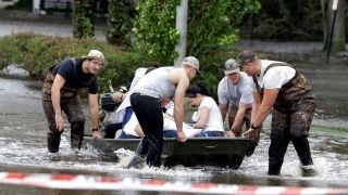 Taking the Cajun Navy model to the next level in helping hurricane victims