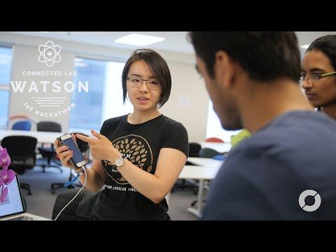 Watson IoT Hackathon