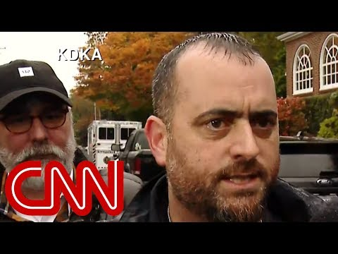 'Multiple casualties' in shooting at Pittsburgh synagogue