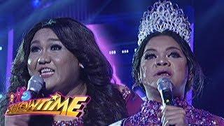 It's Showtime Miss Q & A: Crispy Thonie vs. Juliana Parizcova