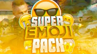 ¡SUPER EMOJI PACK!
