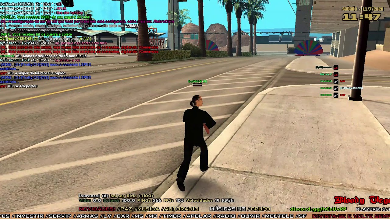 Hack Chico Xavier (mata sem atirar e sem encostar) - GTA ...