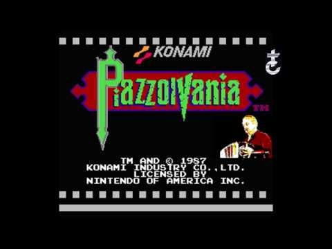 Piazzolvania, Variations On Castlevania Themes, Astor Piazzolla Style - 8-bit FamiTracker VRC6