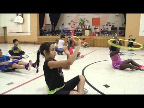 Vidéos didactiques de danse - élémentaire