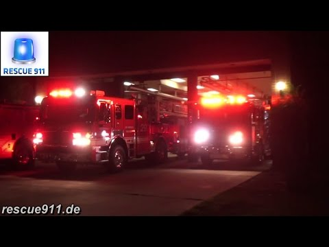 [LAFD] Task Force 29 Los Angeles Fire Department