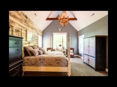 Fox Creek Custom Home, Plans by Frank Betz Ansley Cottage