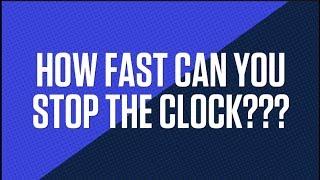 Start the Clock, Stop the Clock thumbnail
