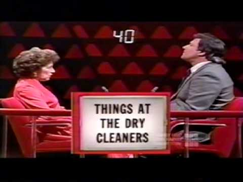 The $25,000 Pyramid October 31, 1986 Mary Cadorette & Charlie Siebert  Part 2
