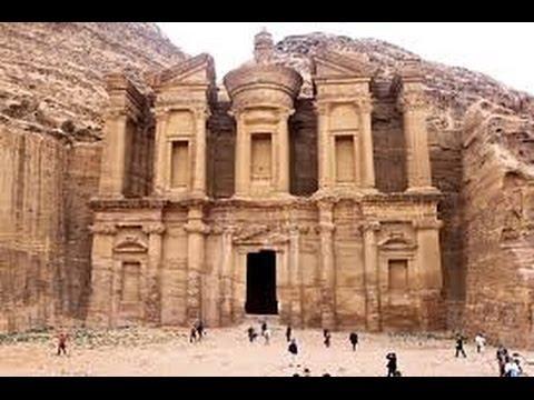 Jordanie Petra ancienne cité des Nabatéens ( Ancient Nabatean city of Petra )