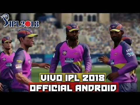 Image result for Official Vivo IPL 2018 New latest Game with high Graphics For Any Android Device