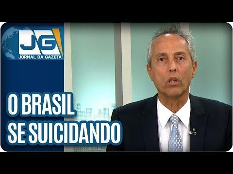Bob Fernandes / O Brasil se suicidando...e segue a Farsa...