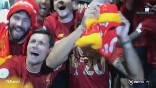 Baixar Liverpool squad crash Virgil van Dijk interview after being crowned Premier League champions!