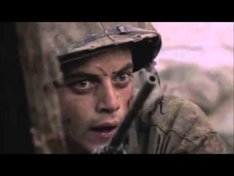 The Pacific: Okinawa Battle Scene